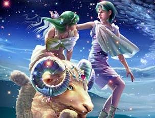 знакомство луна в овен