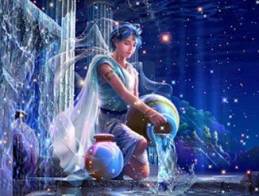 Сегодня Луна в знаке Водолей (растущая)
