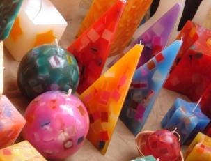 Ароматизированные свечи – изготовление оригинальных свечей