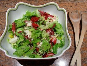 Романтический ужин – рецепты салатов