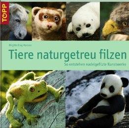 Животные из войлока - скачать книгу
