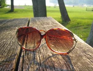 Как правильно солнцезащитные очки