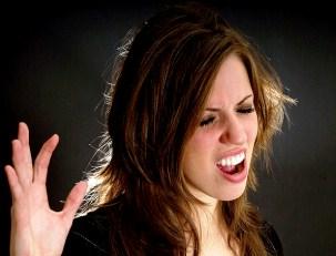 Женский гнев – как вести себя