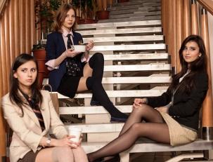 Преппи стайл – стиль для умных девушек
