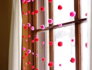 Как украсить квартиру ко Дню святого Валентина