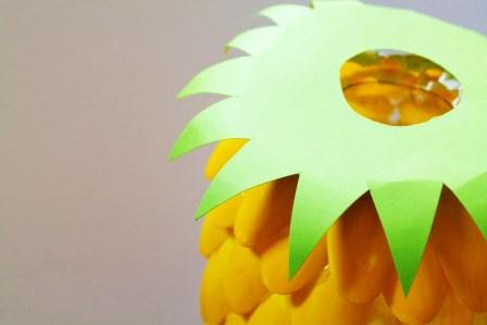 абажур ананас как сделать