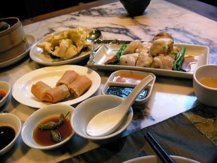 Китайские рестораны еда