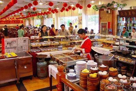 Китайские рестораны