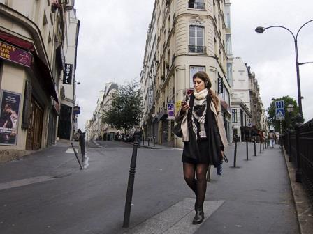 в Париж что одеть